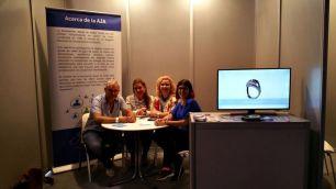 Stephen Wright Green de Ladevese, Luz Adriana Núñez de Aluzina Design, Raquel Lobelos de Tabata Morgana y Sara Salguero.