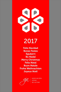 Asociación Joyas de Autor - Feliz 2017