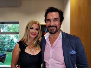 Susan Villa y Gustavo Marinaro