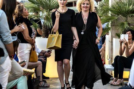 AJA - Desfile joyería de autor hotel Urban Madrid 2017
