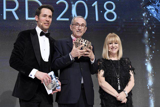 c7fd252c4868 Collar Tornasol de Jaime Moreno  Mejor Pieza de Joyería Inhorgenta Awards  2018