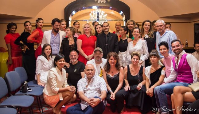 Rias Baixas 2018 - Foto de grupo por Antonio Portela