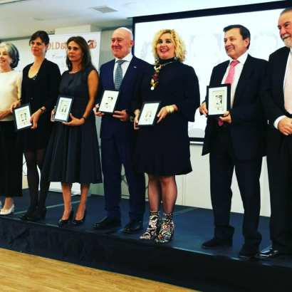 XX Aniversario diario Gold and Time - Grupo Nexo - Raquel Lobels