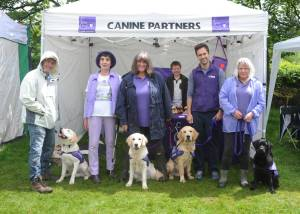 Canine Partners group