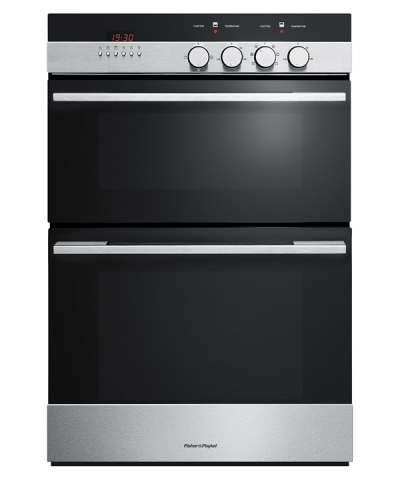 Fisher and paykel double oven