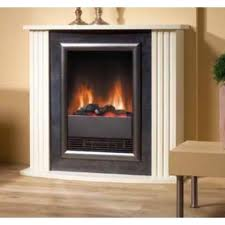 Dimplex Fire Suite MZT20  Cream