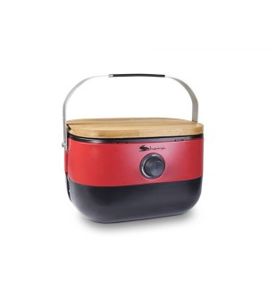Sahara Mini BBQ Red