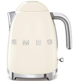 Smeg 50's Retro style Cream Kettle KLF03CRUK