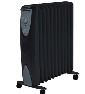 Dimplex OFRC20NB Eco Oil Free Radiator Black