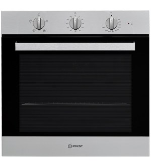 Indesit Single Stainless Steel Oven IFW6330IX