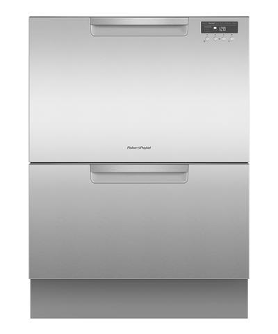 double dishdrawer dishwasher fisher and paykel