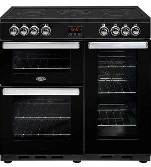 Belling Cookcentre 90cm All Electric Range Cooker 90E