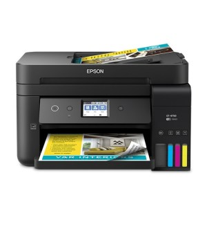 Epson WorkForce  EcoTank All-in-One Supertank Printer ET-4750