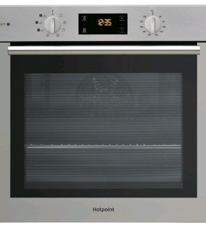 Hotpoint Single Stainless Steel Steam Oven FA4S544IXH
