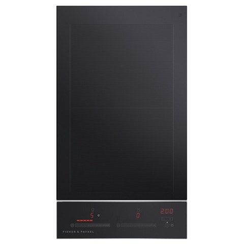 Fisher & Paykel 30cm 2 Zone Induction Hob with SmartZone CI302DTB3