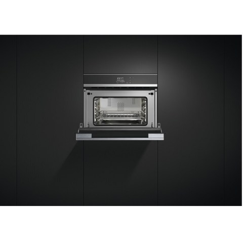 Fisher & Paykel 60cm Built-in Combination Microwave Oven OM60NDB1