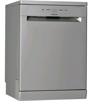 Hotpoint 60cm Freestanding Stainless Steel Dishwasher HFC2B19X