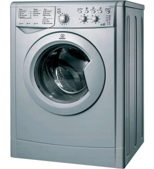 Indesit Ecotime 6kg Washer Dryer IWDC65125S