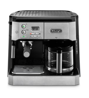 DeLonghi Combi Espresso and Filter Coffee Maker BCO431S