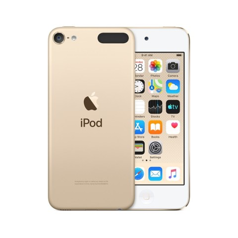 gold ipod touch 32gb