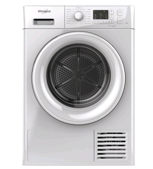 Whirlpool 8kg Condenser Tumble Dryer  FTCM108B