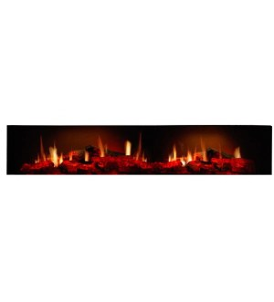 Dimplex Opti-V Electric Wall Mounted Fire PGF20