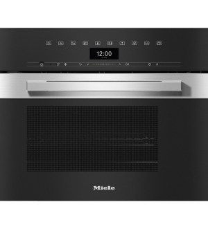Miele 45cm Steam Oven with 1000W Microwave DGM7440