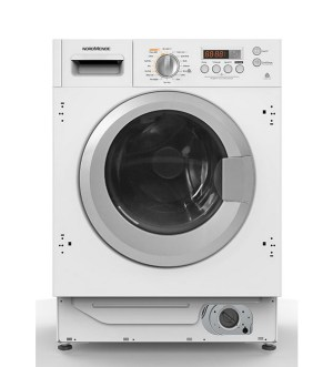 NordMende 8/6kg 1400 Spin Integrated Washer Dryer WDI861WH