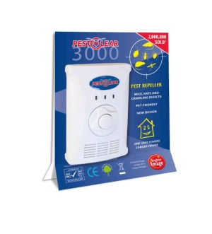 PestClear Pest Repeller 3000