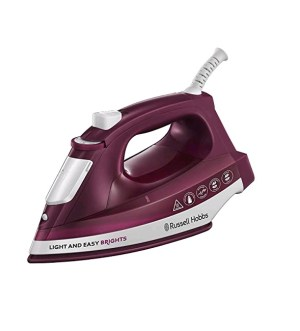 Russell Hobbs Light & Easy Brights Mulberry Iron 24820