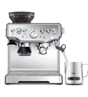 Sage The Barista Express Coffee Machine Stainless Steel | BES875UK