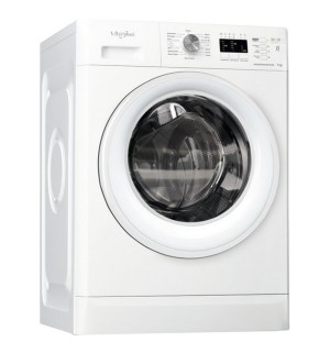 Whirlpool 6th Sense Freshcare 7Kg 1200 Spin Washing Machine | White | FFL 7238 W UK