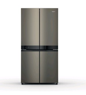 Hotpoint Side By Side American Fridge Freezer HQ9 UIBLUK