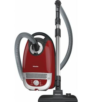 Miele Complete C2 PowerLine 890W Bagged Vacuum Cleaner | Autumn Red
