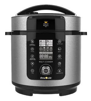 Pressure King Pro 24-in-1 Digital Multicooker 5.8L | 01332