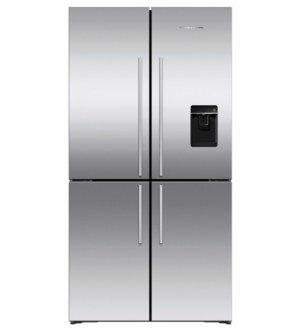 Fisher & Paykel American Fridge Freezer | Stainless Steel | RF605QDUVX1