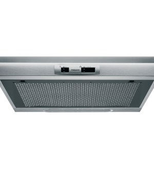 Hotpoint Cooker Hood | Silver |  PSLMO 65F LS X