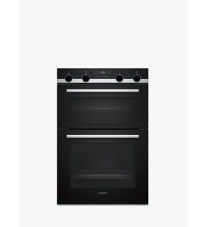 Siemens iQ500 Built-in Double Oven Stainless Steel | MB557G5S0B