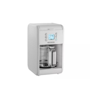 Morphy Richards Verve Pour Over Filter Coffee Machine White | 163007