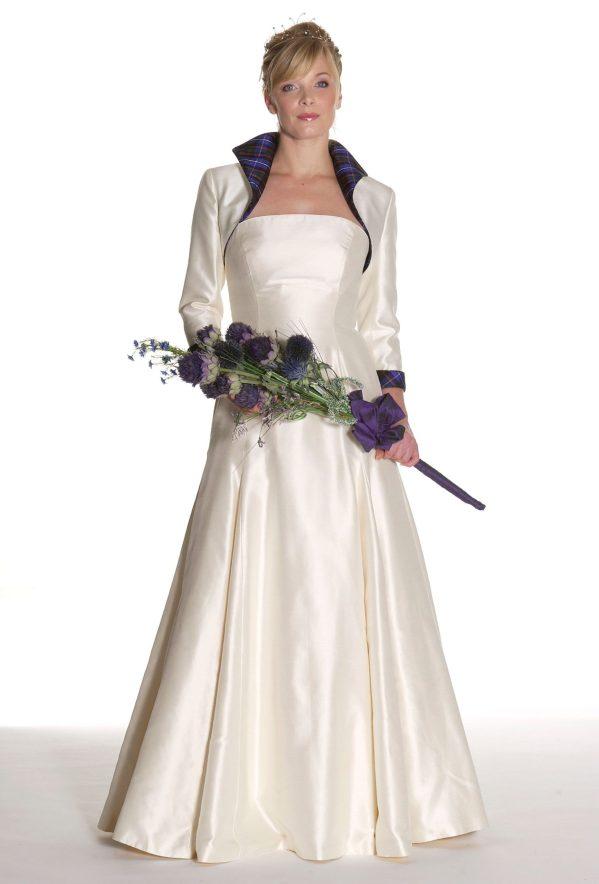 Joyce Young Collection Tartan Brides Skye