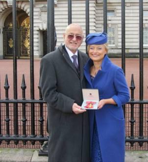 Joyce Young OBE Feb 2014