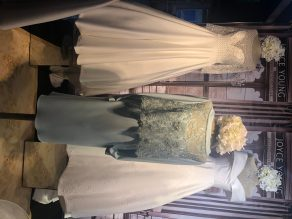 Mother of the Bride and Groom Outfit and Wedding Dresses , virtual
