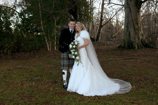 Joyce Young Bride Claire