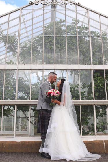 Amelia and Michael Wedding