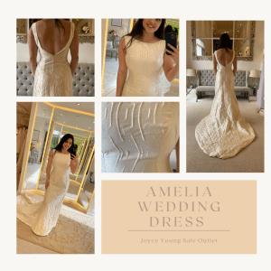 Amelia Sale Wedding Dress