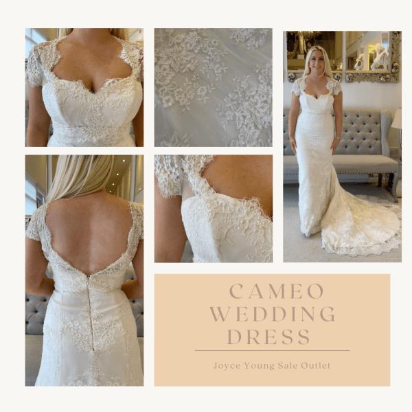 Cameo Sale Wedding Dress