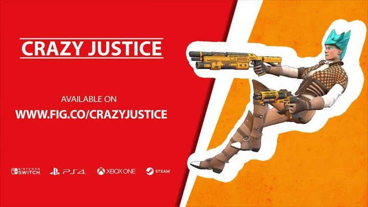 Crazy Justice Battle Royale on Nintendo Switch