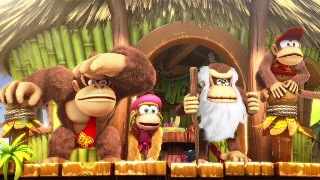 Media Create Sales: 5/7/18 – 5/13/18 Donkey Kong sits stop a week of no new releases