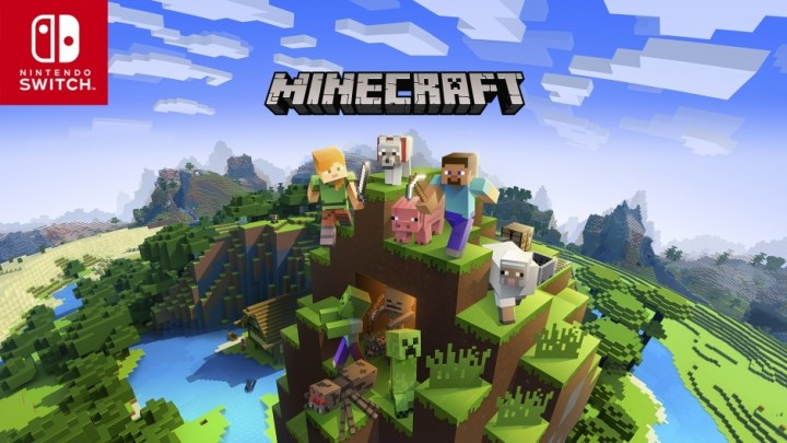 Nintendo partners with Microsoft for new official Minecraft ad New cross play ad on Nintendo's official YouTube channel.