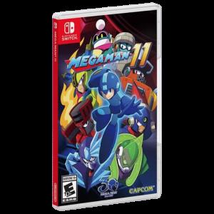 REVIEW: Megaman 11 (Nintendo Switch version)